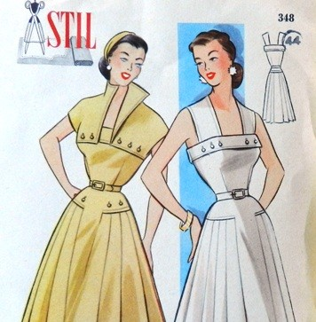 More plans for 2016: Vintage Pattern Pledge