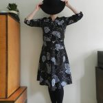 A (very) wearable muslin: Simplicity 1587